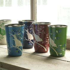Eva Hand Painted Cup