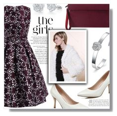 """""""Casual Dress"""" by fashion-pol ❤ liked on Polyvore"""