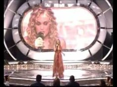 Carrie Underwood American Idol Season 4 Finale Of course she WON   Life changer for a special singer, so proud of her