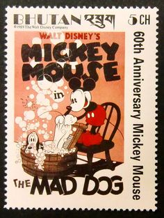 Mickey Mouse & Pluto -Walt Disney's The Mad Dog -Handmade Framed Postage Stamp Art 14665 Walt Disney, Cute Disney, Disney Mickey, Disney Art, Postage Stamp Design, Postage Stamps, Disney Images, Disney Pictures, Mickey Mouse And Friends