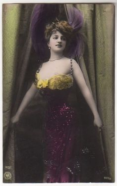 With Her Constant Chatter Management Asked Lady to Leave Old Vintage Postcard   eBay