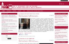 PORTFOLIO: restyling sito internet Associazione Piazza d'Uomo - http://www.piazzaduomobiella.it