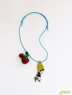 the | sweetie girl | necklace