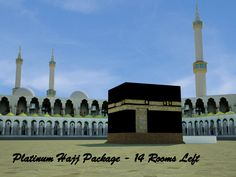 Platinum #Hajj Package 2014 #UK available from M.zahid Travel LTD. 14 Rooms Left only.