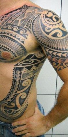 Hawaiian-tattoo