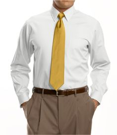 Traveler Tailored Fit Pinpoint Solid Point Collar Dress Shirt  JAB  $135/3