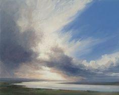 Air - Sky and cloud paintings