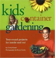 Enthusiastic young gardeners have the opportunity to develop a green thumb and experience the joys of gardening in this how-to guide for kids. With 18 time-tested, proven projects - See more at: http://princetonlibrary.bibliocommons.com/item/show/1224664057_kids_container_gardening#sthash.vSqxmwnK.dpuf