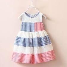 Chegada nova Chess Girl Dress Dress For Girls Roupas de Bebé . Kids Outfits Girls, Toddler Outfits, Girl Outfits, Frocks For Girls, Kids Frocks, Toddler Dress, Baby Dress, Dress Girl, Little Girl Fashion