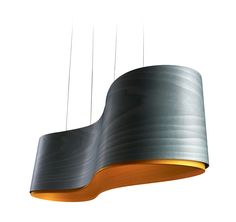 The New Wave pendant lamp by Ray Power for LZF Lamps