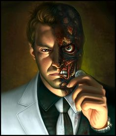 ArtStation - Two-Face, George Patsouras