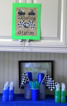 "Photo 1 of 14: Mater Monster Truck Party / Birthday ""Coleton's 2nd Birthday Party"" 