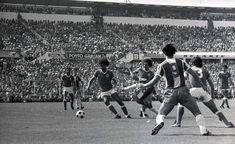 Estádio da Luz, setembro de 1979, Benfica - 0 / FC Porto - 0, para a 3ª jornada do campeonato. Reconhecem-se Fonseca, Alhinho, Pietra, Humberto e Chalana.