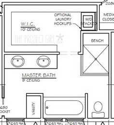 Master Bathroom Layout the bathroom in this master bathroom floor plans with no tub looks