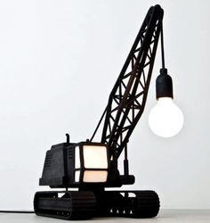 12 Creative Lamps - IcreativeD