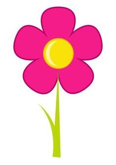 Cartoon Girl Drawing, Cartoon Drawings, Drawing For Kids, Art For Kids, Friendship Flowers, Cartoon Flowers, Nature Plants, Flower Clipart, School Decorations