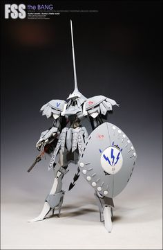 """Volks 1/100 [IMS] The BANG """"The Five Star Stories"""""""