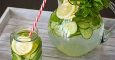 17 Cucumber Water Benefits for Health