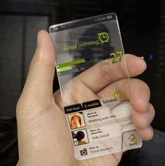Future mobile design