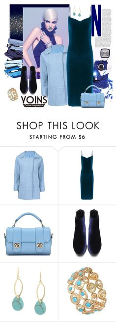 """""""Yoins 197."""" by carola-corana ❤ liked on Polyvore featuring yoins, yoinscollection and loveyoins"""