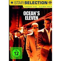 Ocean's Eleven: Amazon.de: George Clooney, Brad Pitt, Matt Damon, Julia Roberts, Andy Garcia, Don Cheadle, Steven Soderbergh: Filme & TV