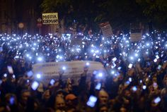 "This is how the govt is supposed to work: ""For the people and by the people"", not the other way around.  Barely a week after it was first proposed, Hungary's internet tax looks to be dead in the water. Tens of thousands of Hungarians took to the streets last"