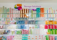 Daiso Lands at Central Park - Fashion - Broadsheet Sydney Home Organisation, Organization, Printed Coffee Cups, Visit Sydney, Japanese Imports, Daiso, Lifestyle Store, Heart Print, Central Park