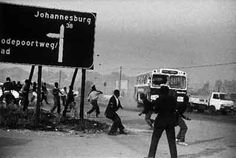 "The Southern West Township is burning! JUNE Celebrating YOUTH DAY in South Africa By Warren Bright ""When you see your friends being sho. Youth Day South Africa, Freedom Day South Africa, Tumi, Winnie Mandela, Apartheid, Hip Hop, African History, Black And White Pictures, Black History"