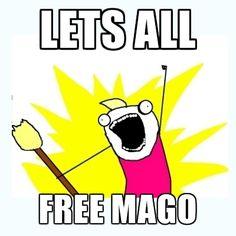 FREE MAGO!!!!!!!!!