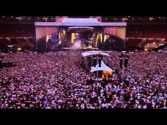 """▶ Oasis - Familiar to Millions (2000) Full Concert Video - Oasis were an English rock band formed in Manchester in 1991. Originally known as The Rain, the group was formed by Liam Gallagher (vocals and tambourine), Paul """"Bonehead"""" Arthurs (guitar), Paul """"Guigsy"""" McGuigan (bass guitar) and Tony McCarroll (drums, percussion), who were soon joined by Liam's older brother Noel Gallagher (lead guitar and vocals). View Playlist @ http://www.youtube.com/watch?v=4hP8mmtH4Xg"""