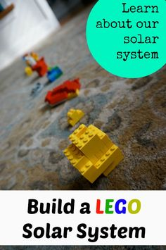 A fun and educational way to learn about our solar system, building a LEGO solar system. Along with a collection of cool facts about each planet.