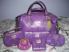 PRETTY COACH~BUT DON'T CARE FOR THE DOCTOR BAG LOOK