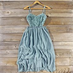 Nordic Pine Dress, Sweet Lace Dresses from Spool 72. | Spool No.72