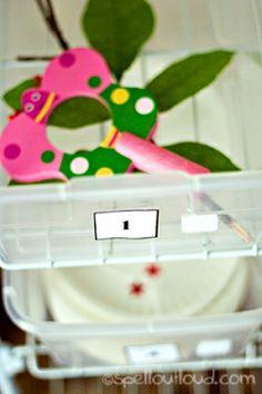 LOTS of Toddler/Preschool Activity Help