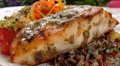 Ingredients 4 6-ounce Florida grouper fillets 2 tablespoons olive oil salt to taste black pepper, freshly ground, to taste 1 tablespoon dried oregano 1 tablespoon dried basil 1 tablespoon dried thy...