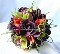 © 2013 Microsoft |     Privacy and Cookies |     Legal |     Advertise |     About our ads |     Help |     Feedback  550 x 506 · 89 kB · jpeg·Here Comes The Bride / Eggplant, Green, Burnt Orange Bridal Bouquet