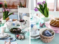 Home on the Hill - blog lifestylowy - wnętrza, inspiracje, kuchnia, DIY: Propozycja wielkanocnego stołu i życzenia:)