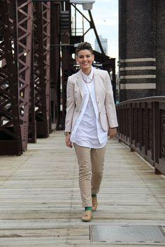 Marvelous genderfluid fashion outfits ideas 20
