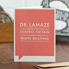 Dr. Lamaze Suggests You Can Control The Pain Of Childbirth Through Proper Breathing