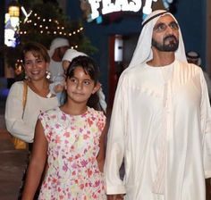 Sheikh Mohammed And Princess Haya Enjoy Day Out With Their Children