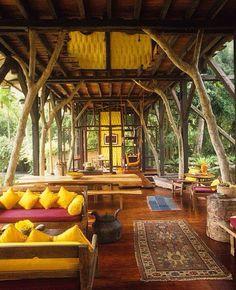 Balinese Treehouse, Indonesia.
