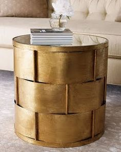 love this accent table