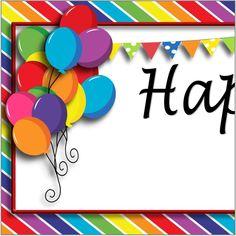 Banner Design Templates for Birthday (5) | PROFESSIONAL TEMPLATES Birthday Banner Template, Birthday Banner Design, 1st Birthday Banners, Event Template, Flyer Template, Custom Flyers, Business Design, Flyer Design, Design Templates