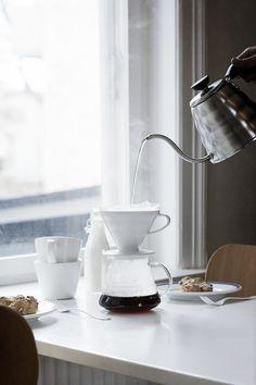 Der gute alte Kaffeefilter