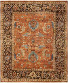 Modern Sultanabad Rug 44669 - by Nazmiyal/ 8x9 $3900