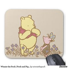 Shop Winnie the Pooh Create Your Own Poster, New Employee, Custom Mouse Pads, Disney Merchandise, Marketing Materials, Disney Style, Winnie The Pooh, Your Favorite, Birthday Cards