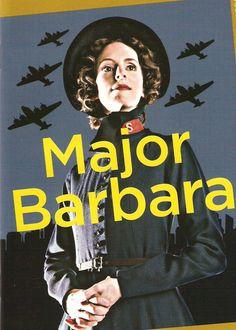 #Major_Barbara a play by #George_Bernard_Shaw   I loved this play.