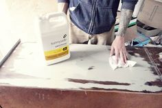How to paint and refinish dresser