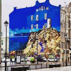 Февральские граффити #graffiti #moscow - Get all my secret travel hacks http://ift.tt/1PY2sl0