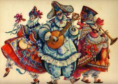 GALCHUTT, David_the minstrels